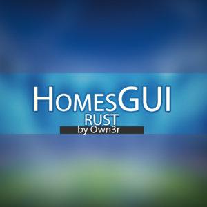 HomesGUI