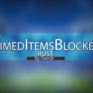 TimedItemsBlocker